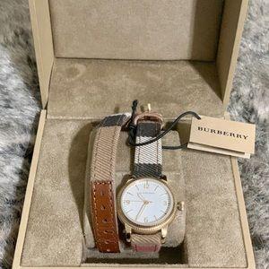 Burberry Wrap Women's Watch